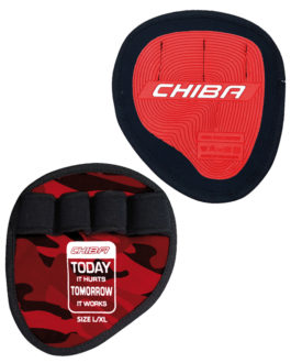 40186 Motivation Grippad Chiba rojo-negro