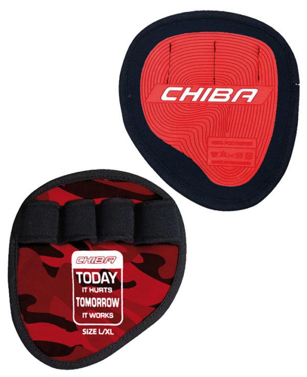 40186 Motivation Grippad Chiba rojo-negro