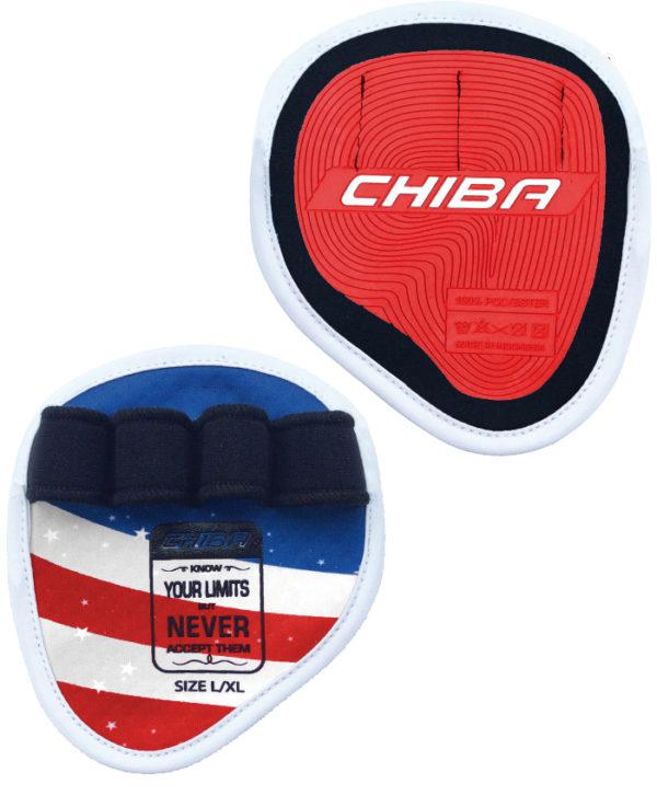 40186 Motivation Grippad Chiba royal-blanco-rojo