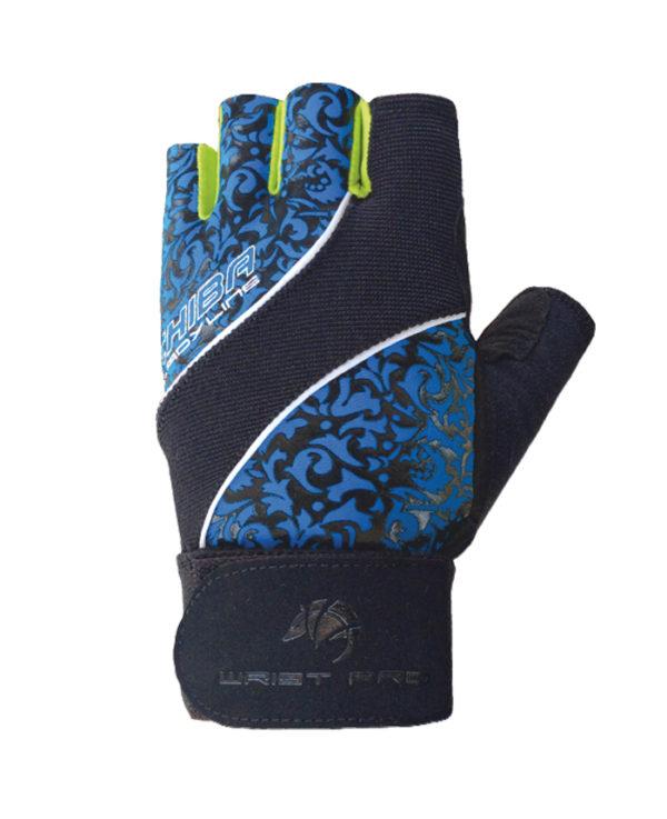 40916 CHIBA Lady Wristpro Negro-Royal Blue